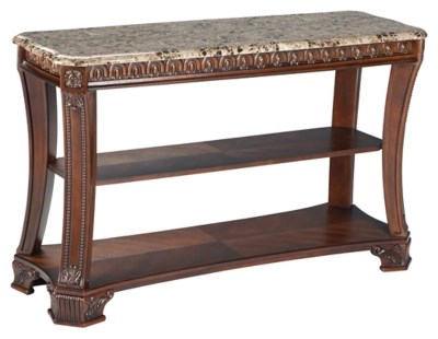 Ledelle Sofa/Console Table