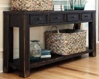 Gavelston Sofa/Console Table | Ashley Furniture HomeStore