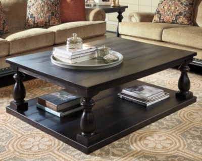 tables in living room orange chairs featured deals ashley furniture homestore large mallacar coffee table rollover