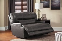 McCaskill Oversized Power Recliner | Ashley Furniture ...