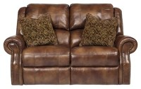 Walworth Power Reclining Loveseat   Ashley Furniture HomeStore