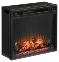 """Trudell 62"""" TV Stand with Fireplace and Wireless Pairing ..."""