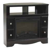 "Shay 38"" Corner TV Stand 