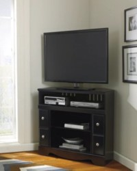 Shay Corner TV Stand | Ashley Furniture Home Store
