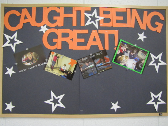 Bulletin Boards  Ashley Gruenbergs Teaching Portfolio