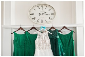 historic post office bridal suite