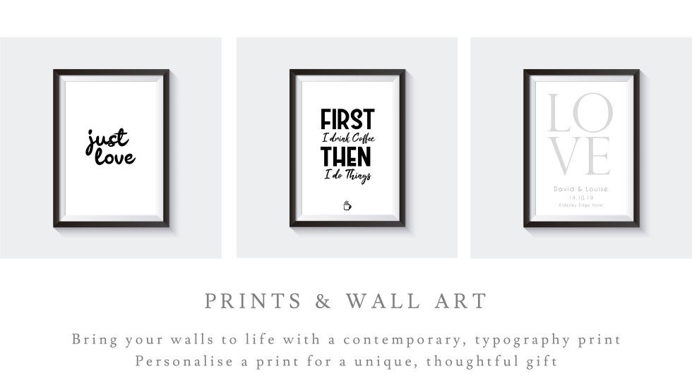 Prints & Wall Art