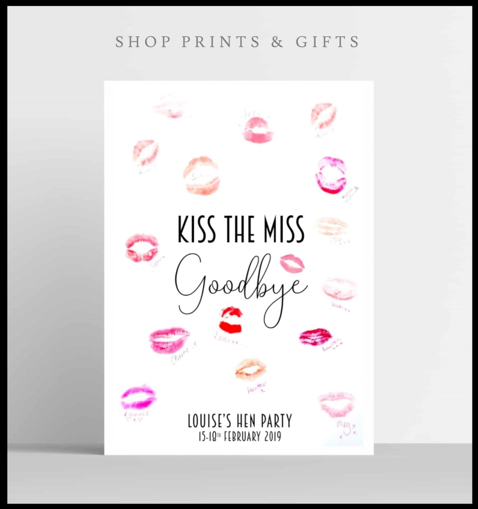 Personalised Prints & Gifts