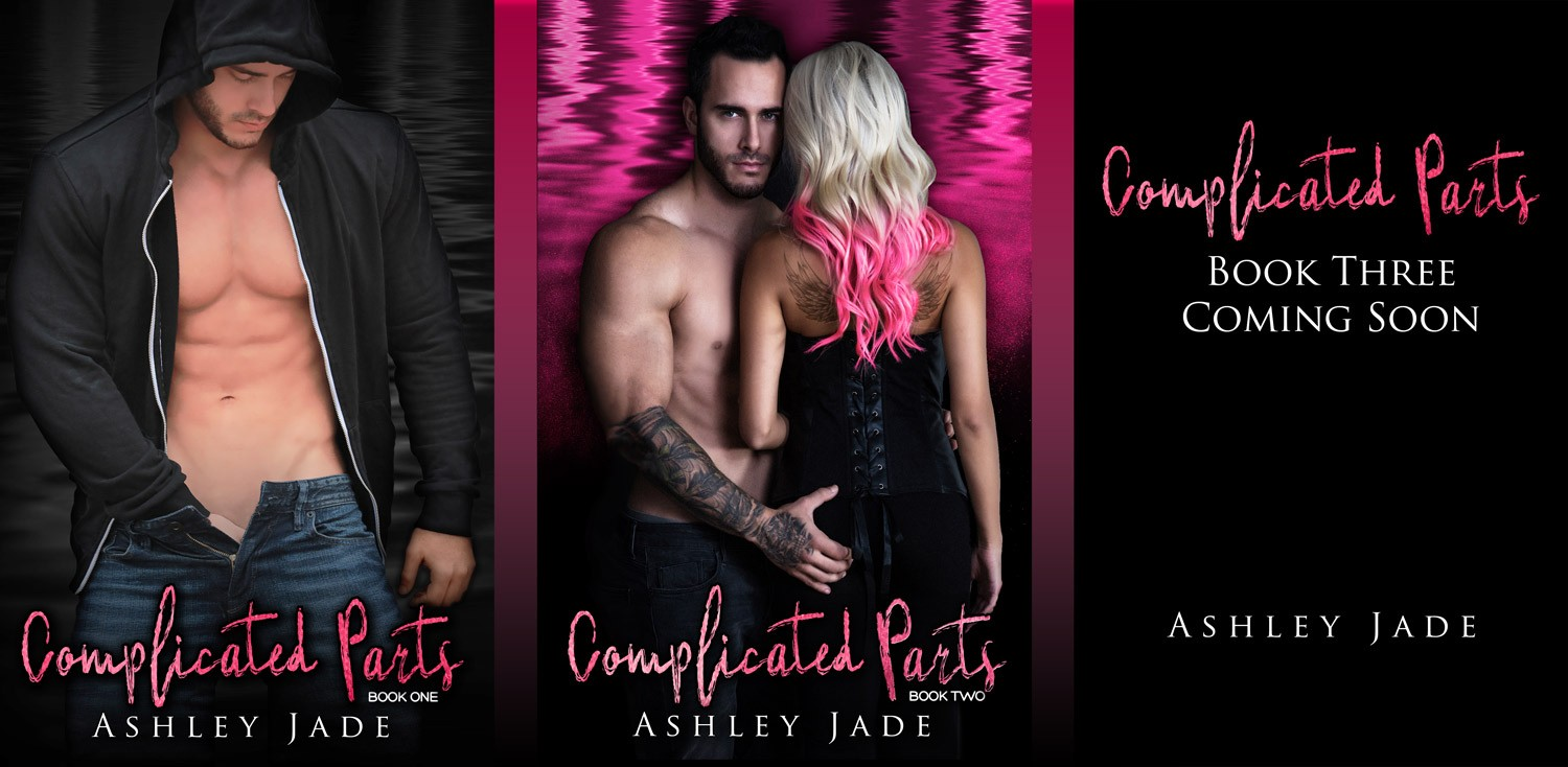 Complicated Parts All 3 Books