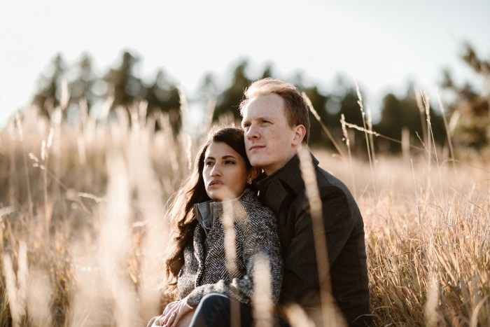 Lost Gulch Overlook Chautauqua Park Engagement Photos Ashley Joyce Photography 2020
