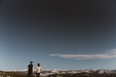 Boulder engagement shoot at Lost Gulch Overlook | Boulder Colorado engagement photos | Elope in Boulder | Ashley Joyce Photography 2020