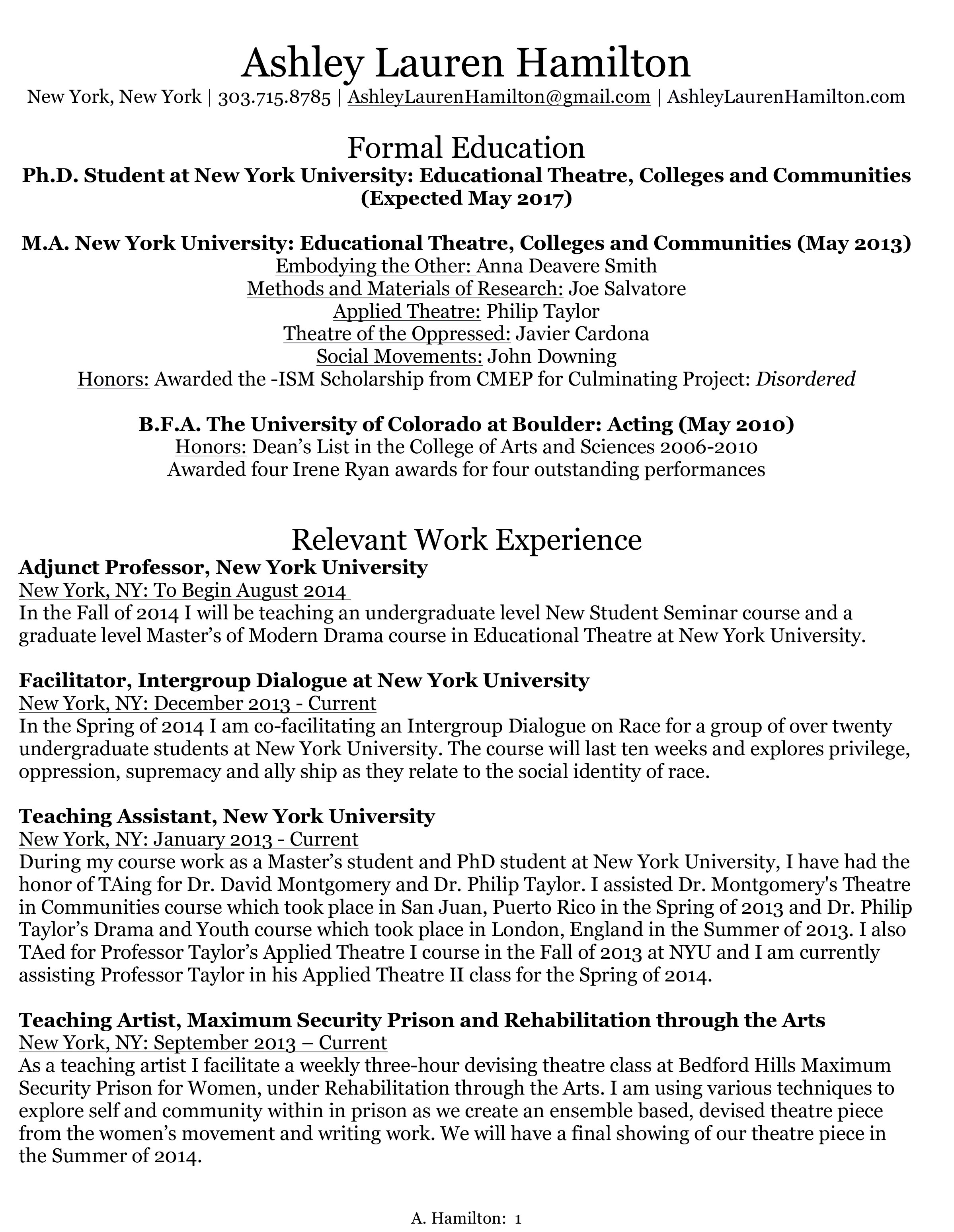Revised Resume Help Writing A Dissertation Cheap Online Service
