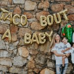 Sarah + Aaron Pregnancy Announcement // TACO BOUT A BABY