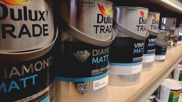 buy dulux trade paint online