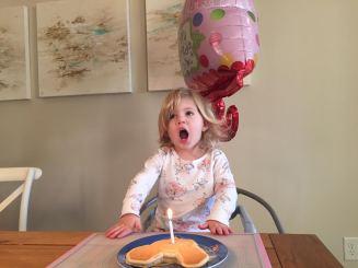 I turned 2!