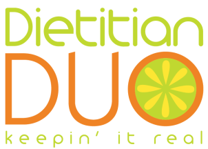 dietitian duo logo