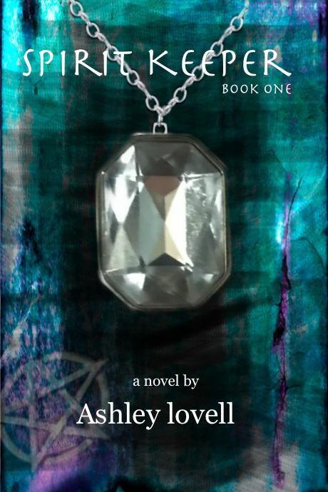 Spirit Keeper - Book Cover