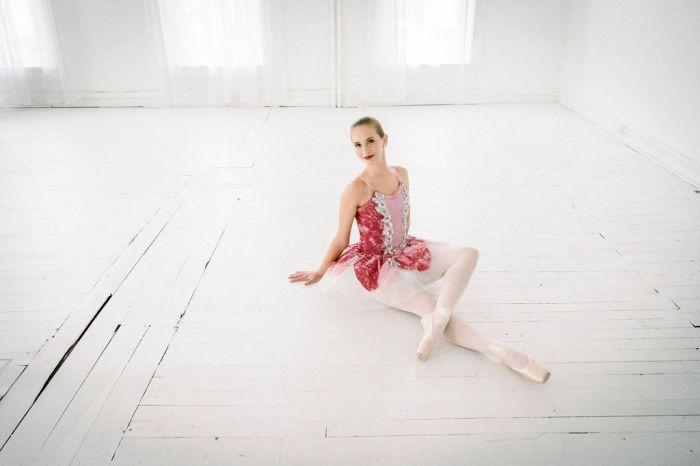Ashley Lynn Photography senior dance portraits in Lebanon, Ohio