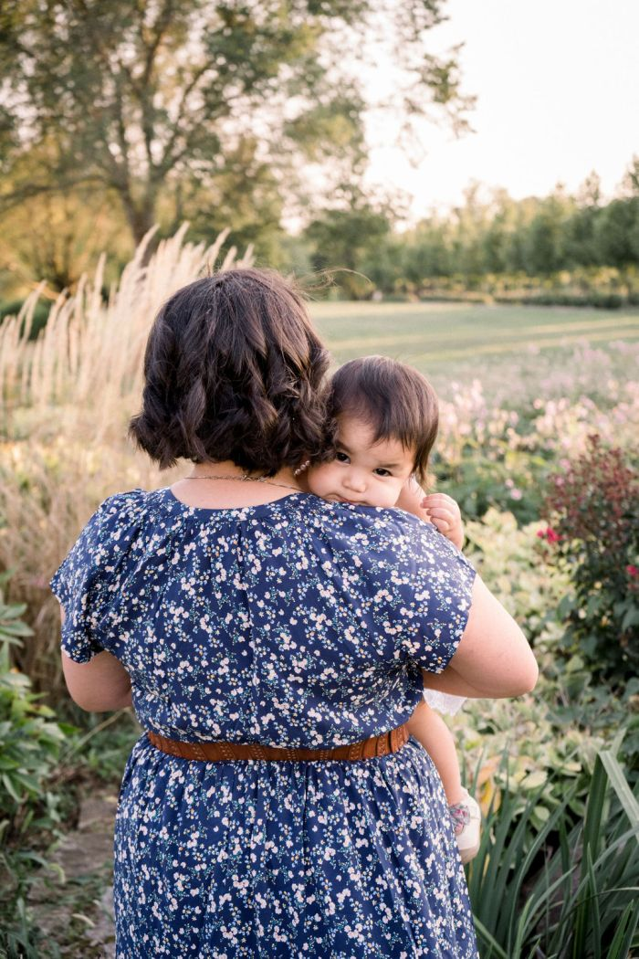 Mommy and Me | Family Photography in Dayton, Ohio
