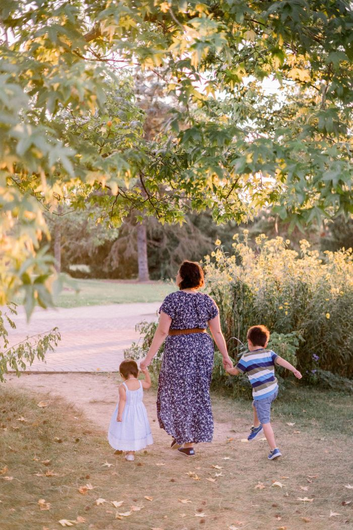 Family Portrait Photography in Lebanon, Ohio