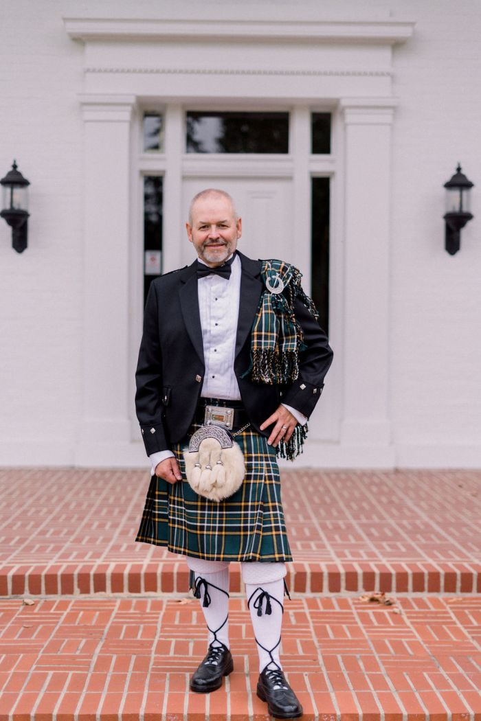 Intimate Irish Wedding in Kettering, Ohio