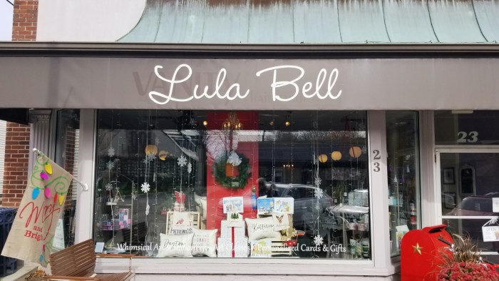 Lula Bell Small Business