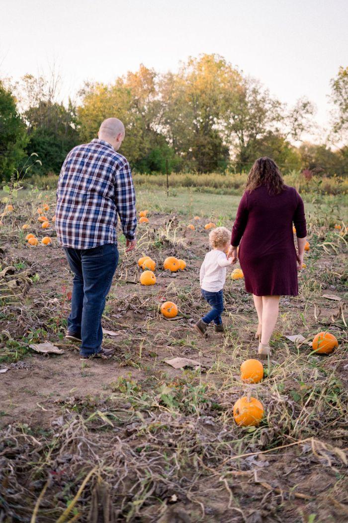 Fall Family Photos | The Ohio Barn