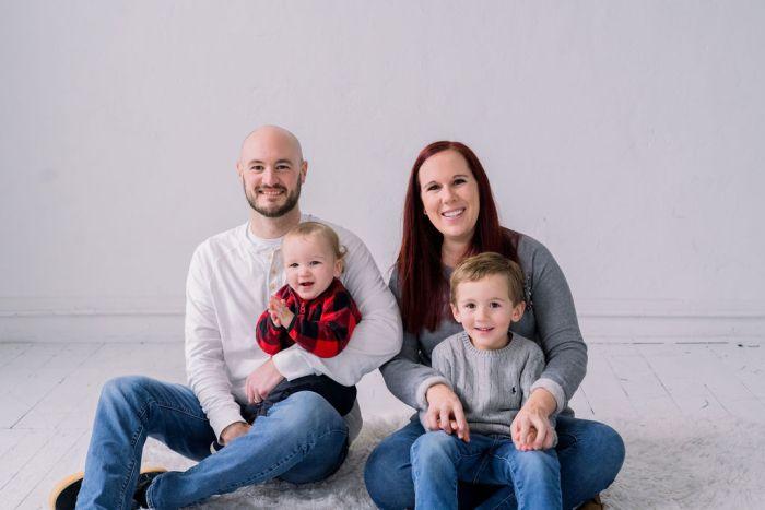 Family Photographer in Lebanon, Ohio