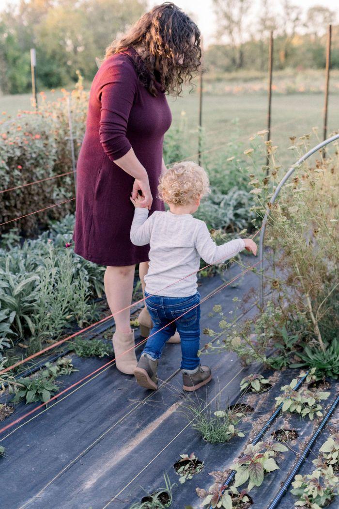 The Ohio Barn | Fairborn Family Portraits