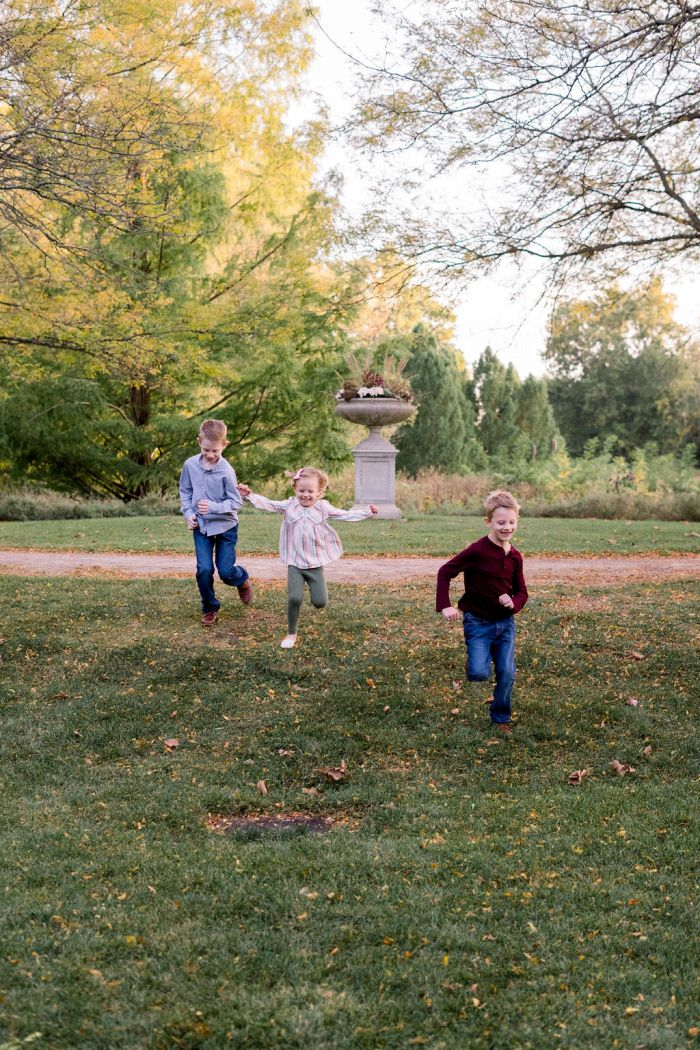 Family Pictures Near Beavercreek, Ohio