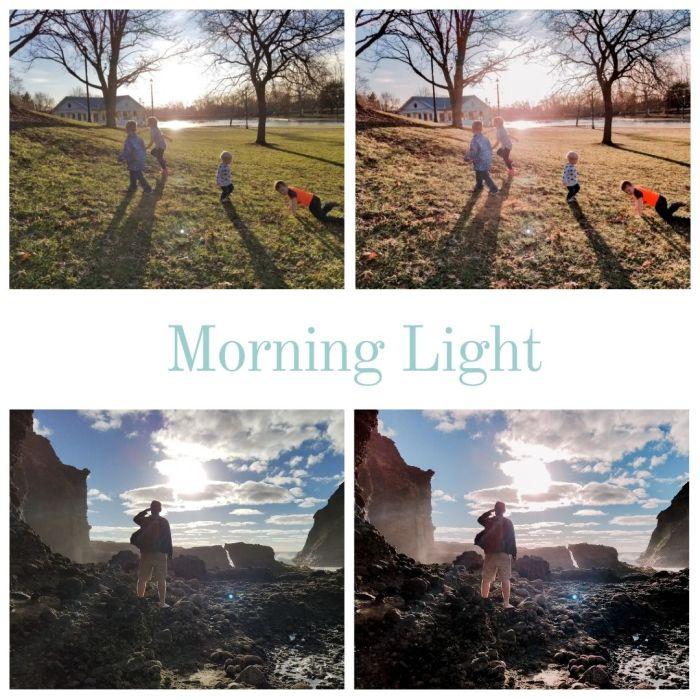 Morning Light Lightroom Preset