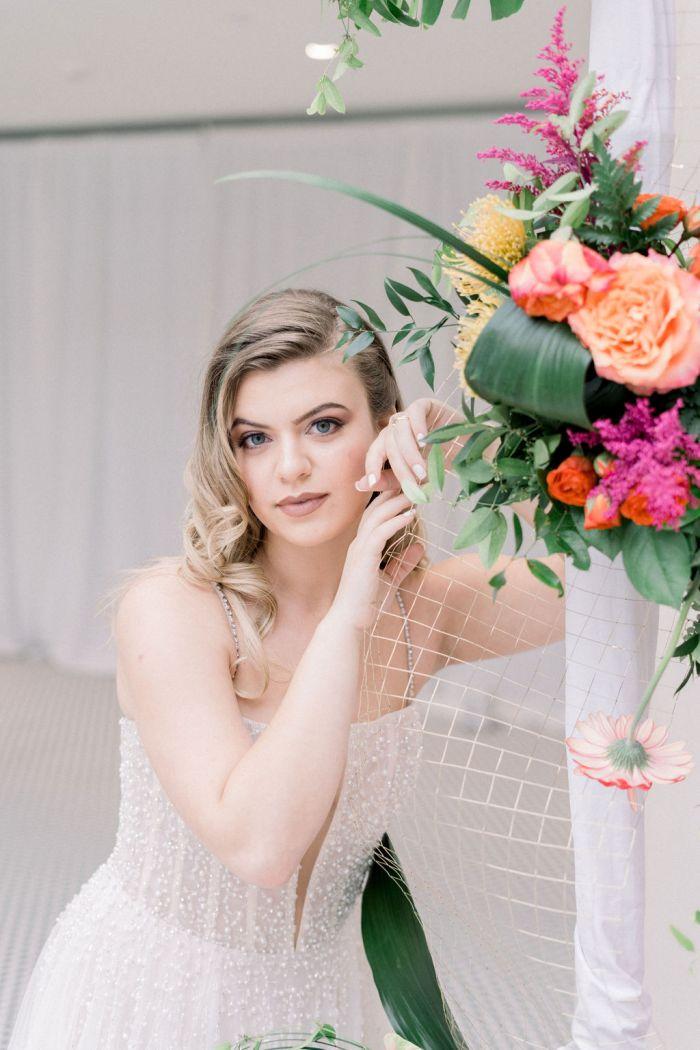 Wedding Photography at The Dayton Arcade