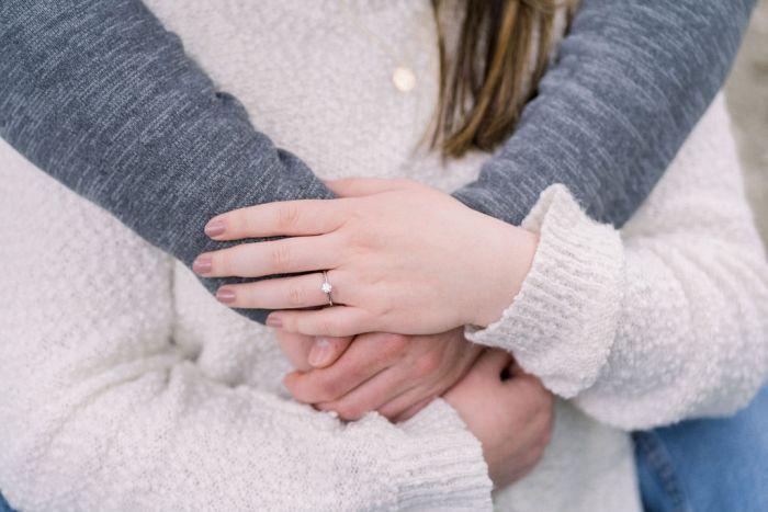 Engagement Ring Photo Dayton Ohio