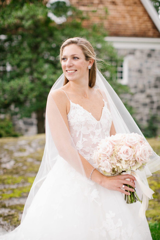 classic bridal portrait by Ashley Mac Photographs