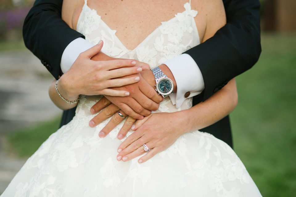 newlywed portraits with Ashley Mac Photographs