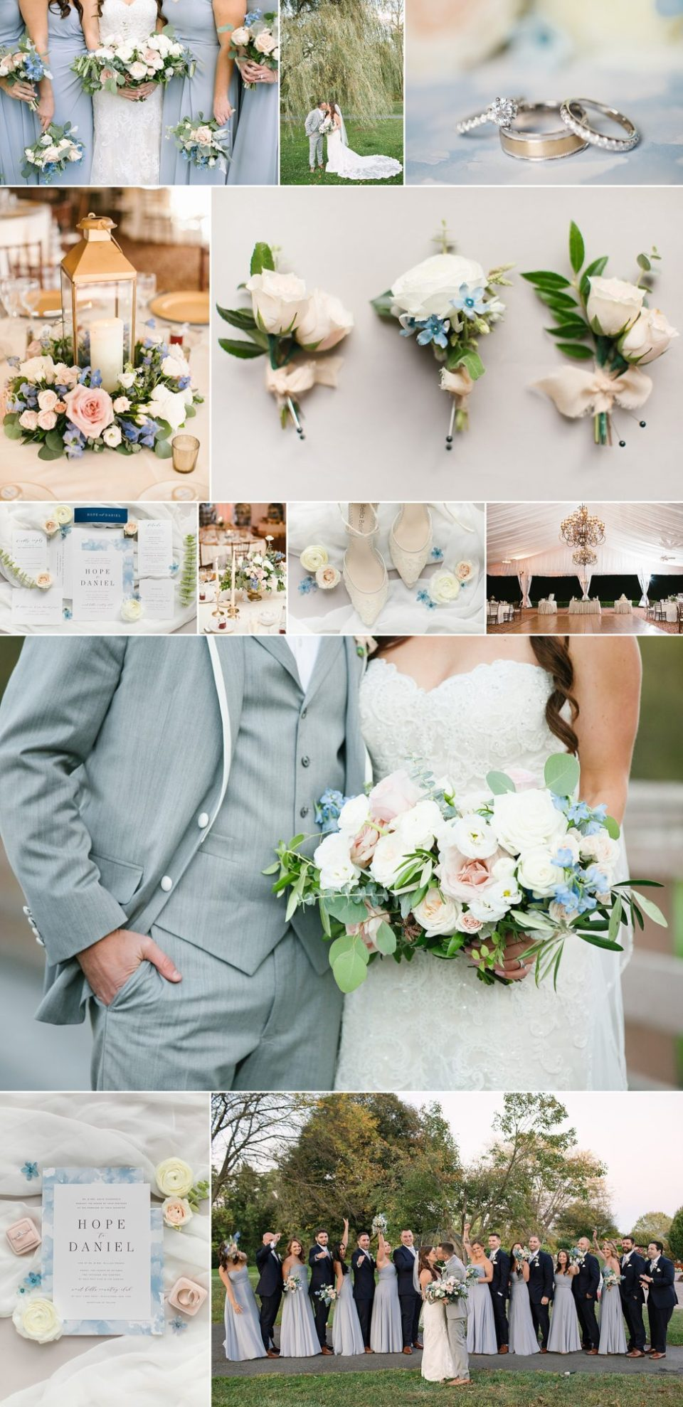 West Hills Country Club wedding photographed by Ashley Mac Photographs