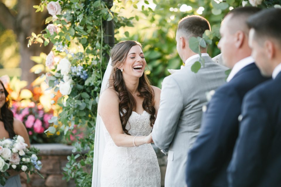 Ashley Mac Photographs captures wedding ceremony