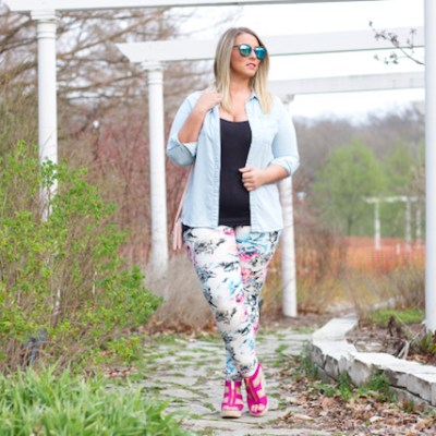 Bold Prints from Black Sheep: Leggings That Make a Statement