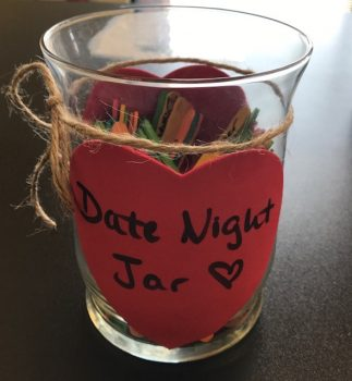DIY Date Night Jar
