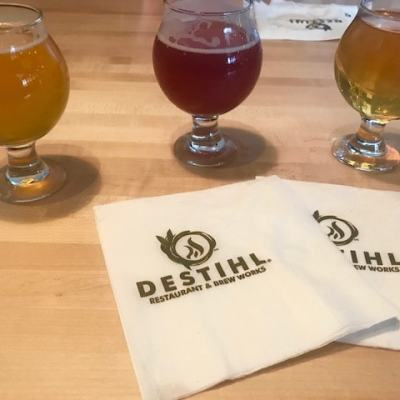 Destihl Restaurant and Brew Works – Bloomington, IL
