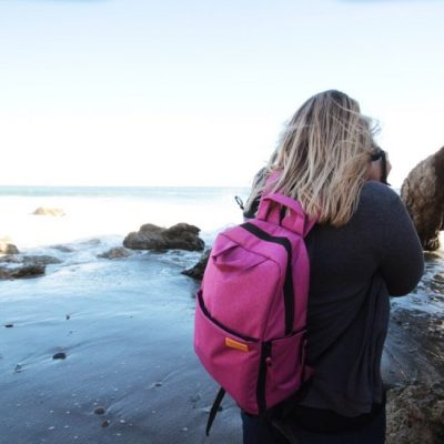 Traveling with Every Escapade's DSLR Backpack