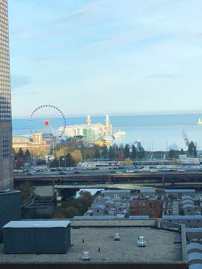 loews chicago view