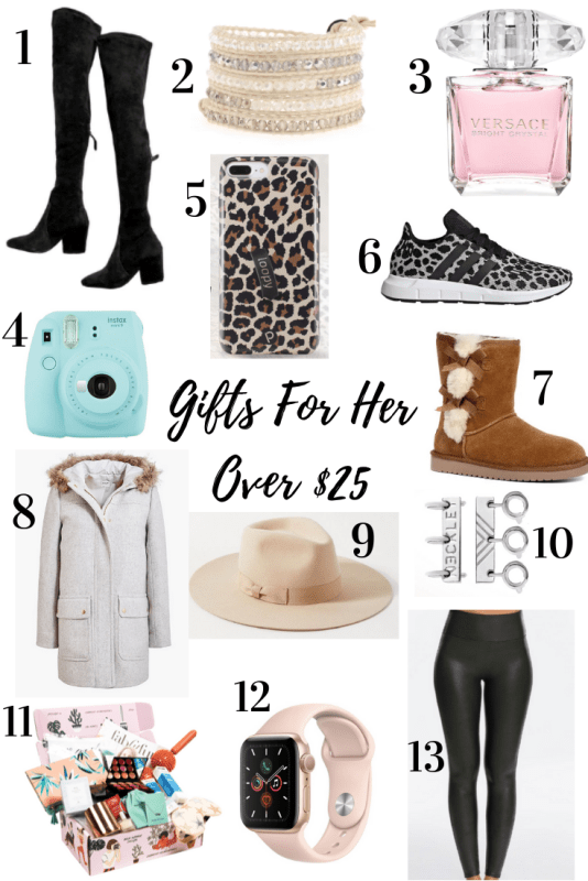 Gifts for Her Over $25