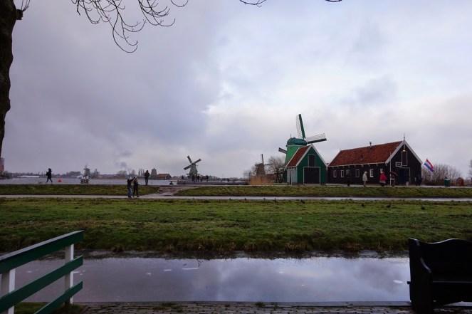 Day Trips from Amsterdam; Zaanse Schans