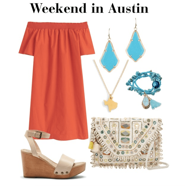 What to Wear: Weekend in Austin