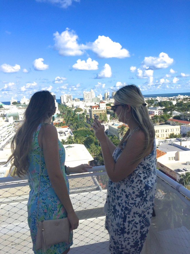 Things to do in Miami: Juvia rooftop bar