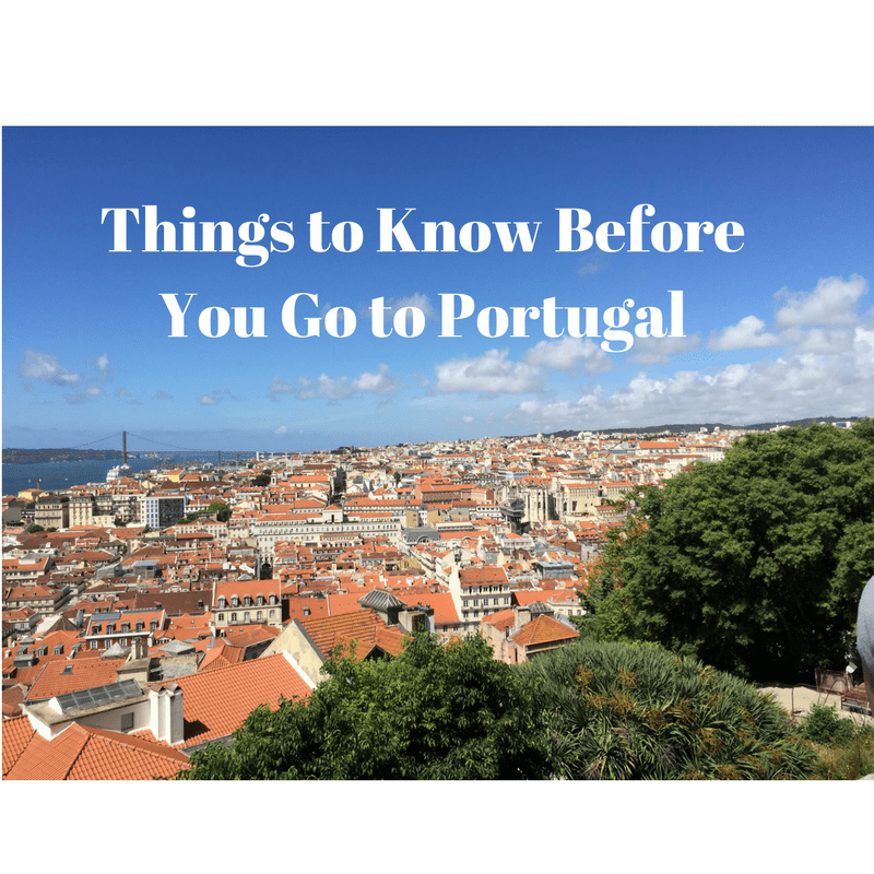 Things to Know Before You Go to Portugal