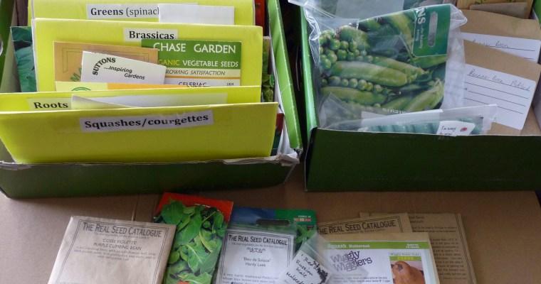 Sourcing Seeds