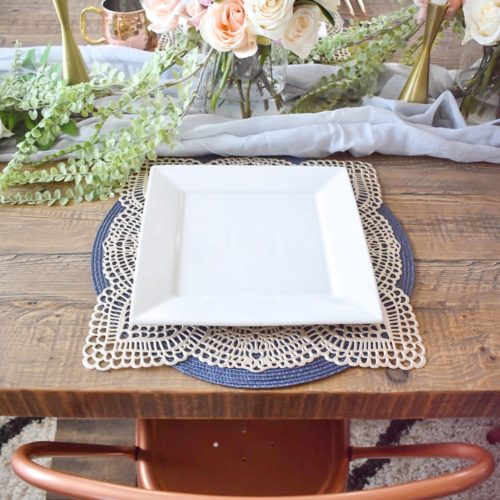 How To Style An Enchanting Spring Tablescape Dogs Amp Design