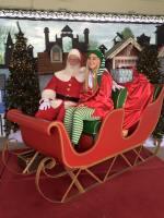 Santa at Southlake Town Square